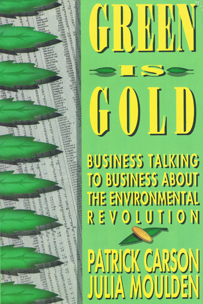 Green Is Gold book cover